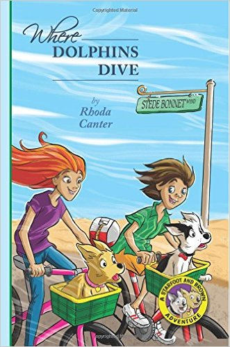 Where Dolphins Dive (Starfoot and Brown Book 3)