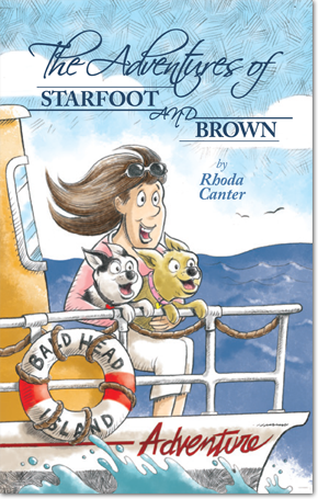 The Adventures of Starfoot & Brown